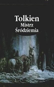 Okładka książki Tolkien. Mistrz Śródziemia