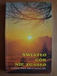 Okładka książki Światło gór nie zgasło