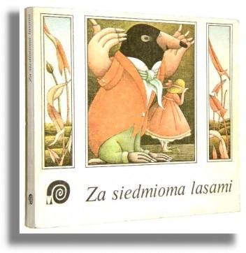 Okładka książki Za siedmioma lasami