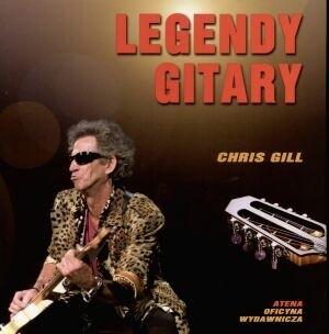Okładka książki Legendy gitary