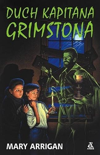 Okładka książki Duch kapitana Grimstona