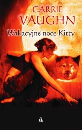 Okładka książki Wakacyjne noce Kitty