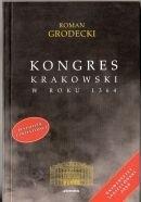 Okładka książki Kongres krakowski w roku 1364