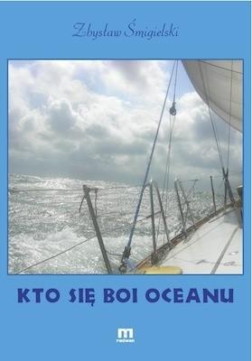 Okładka książki Kto się boi oceanu