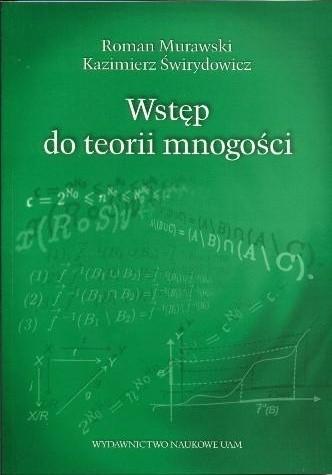 Okładka książki Wstęp do teorii mnogości