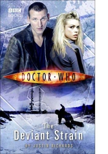Okładka książki Doctor Who: The Deviant Strain