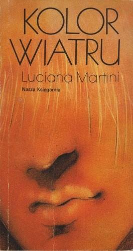 Okładka książki Kolor wiatru