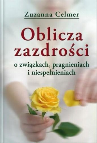 Okładka książki Oblicza zazdrości
