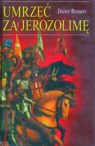 Okładka książki Umrzeć za Jerozolimę