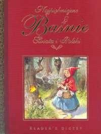 Okładka książki Najpiękniejsze Baśnie Świata i Polski