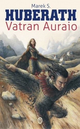Okładka książki Vatran Auraio