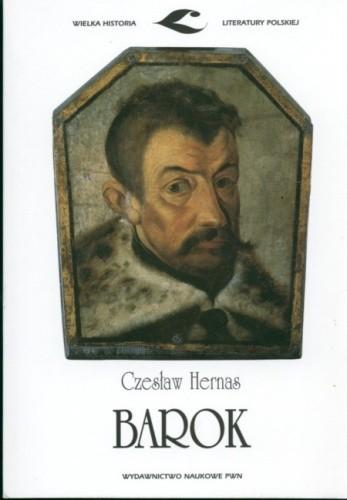 Okładka książki Barok