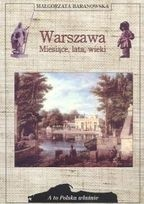 Okładka książki Warszawa. Miesiące, lata, wieki