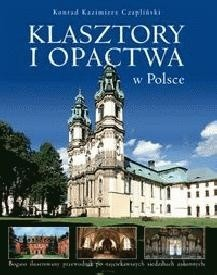 Okładka książki Klasztory i opactwa w Polsce
