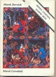 Okładka książki Herby, legendy, dawne mity