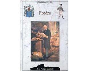 Okładka książki Fredro