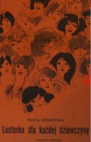 Okładka książki Lusterko dla każdej dziewczyny