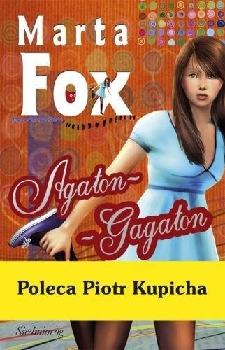Okładka książki Agaton-Gagaton