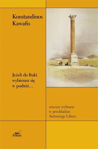 Okładka książki Jeżeli do Itaki wybierasz się w podróż…