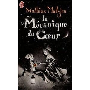 Okładka książki La mécanique du coeur