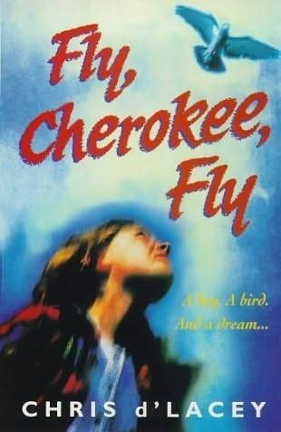 Okładka książki Fly Cherokee, Fly