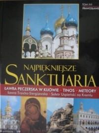 Okładka książki Najpiękniejsze sanktuaria. Prawosławie. Tom XVI