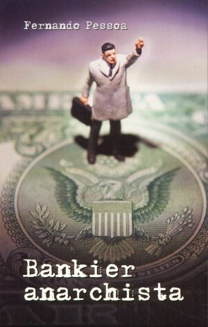 Okładka książki Bankier anarchista