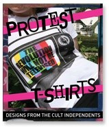 Okładka książki Protest T-Shirts