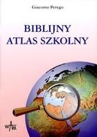 Okładka książki Biblijny atlas szkolny