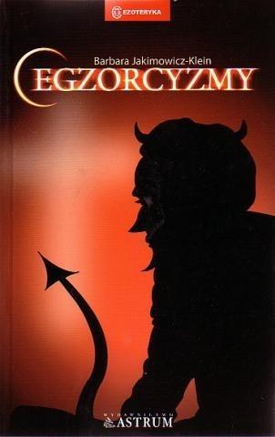 Okładka książki Egzorcyzmy