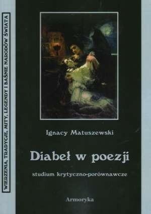 Okładka książki Diabeł w poezji
