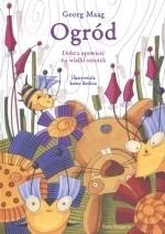Okładka książki Ogród. Dobra opowieść na wielki smutek