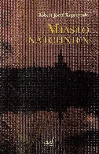Okładka książki Miasto Natchnień