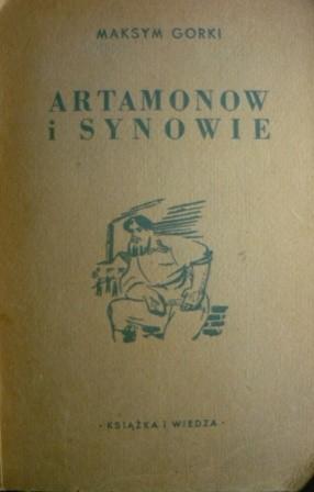 Okładka książki Artamonow i synowie