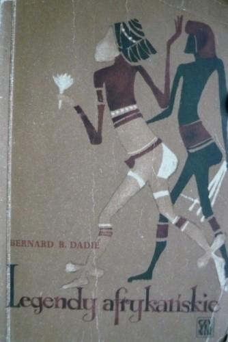 Okładka książki Legendy afrykańskie