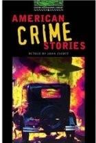 Okładka książki American crime stories