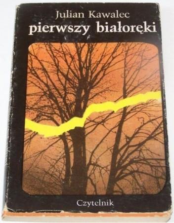 Okładka książki Pierwszy białoręki. Opowiadania
