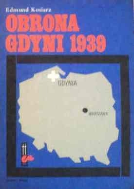 Okładka książki Obrona Gdyni 1939