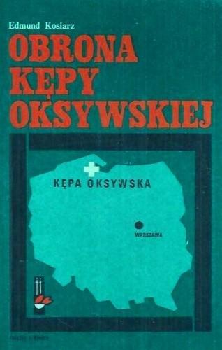Okładka książki Obrona Kępy Oksywskiej 1939