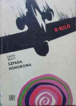 Okładka książki Szpada honorowa