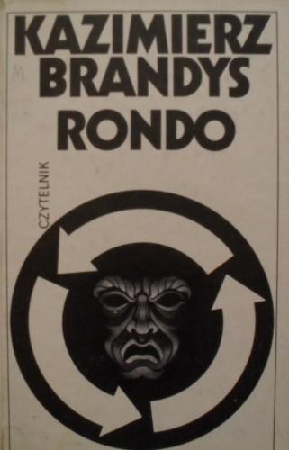Okładka książki Rondo