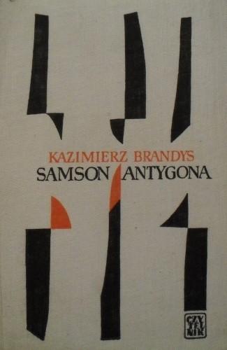 Okładka książki Samson. Antygona