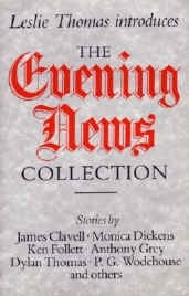 "Okładka książki The ""Evening News"" Collection v. 1"