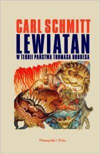 Okładka książki Lewiatan w teorii państwa Thomasa Hobbesa