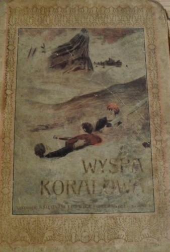 Okładka książki Wyspa koralowa
