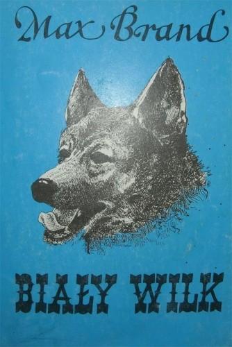 Okładka książki Biały wilk