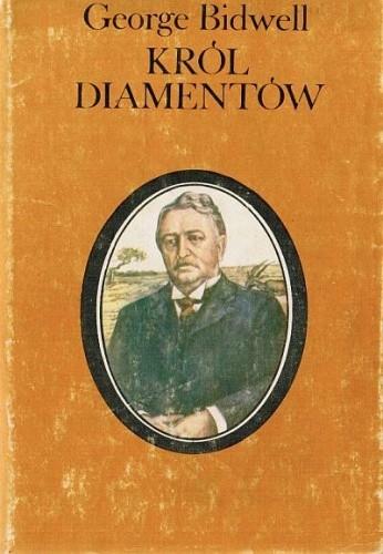 Okładka książki Król diamentów: Cecil Rhodes