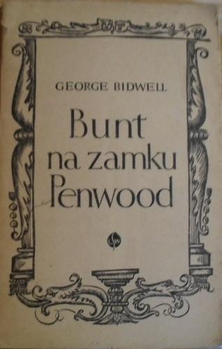 Okładka książki Bunt na zamku Penwood