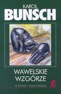 Okładka książki Wawelskie wzgórze: Powieść historyczna z czasów Łokietka