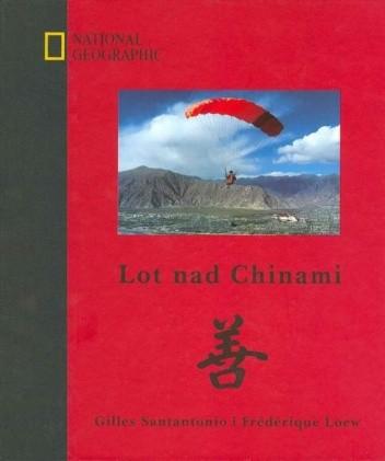 Okładka książki Lot nad Chinami